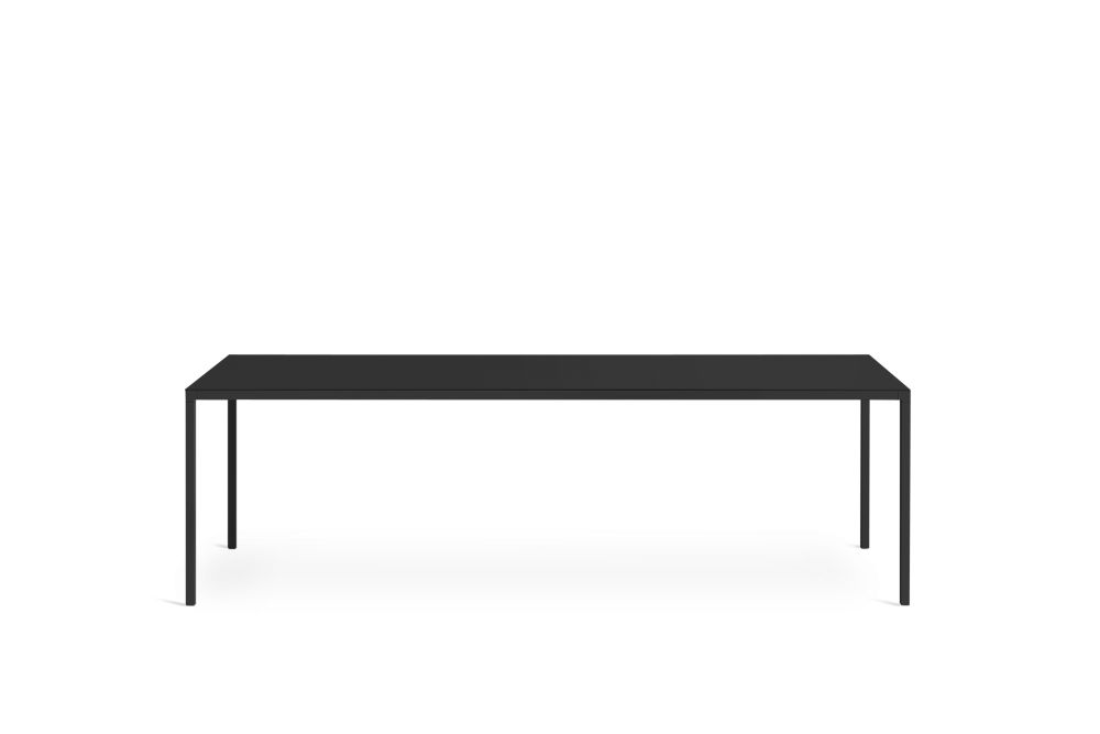 Helsinki 35 Home Dining Table with Laminate Top by Desalto