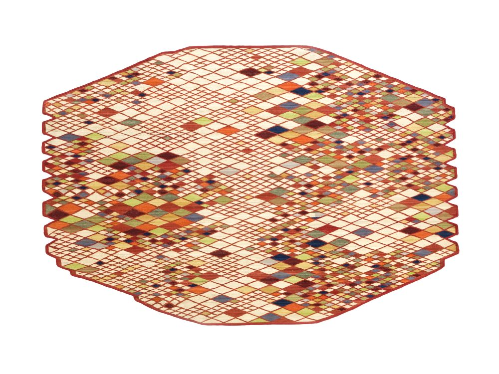 Losanges 1 Rug by Nanimarquina