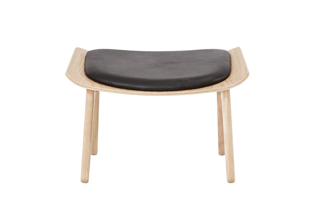 Mammoth Slim Ottoman by NORR11