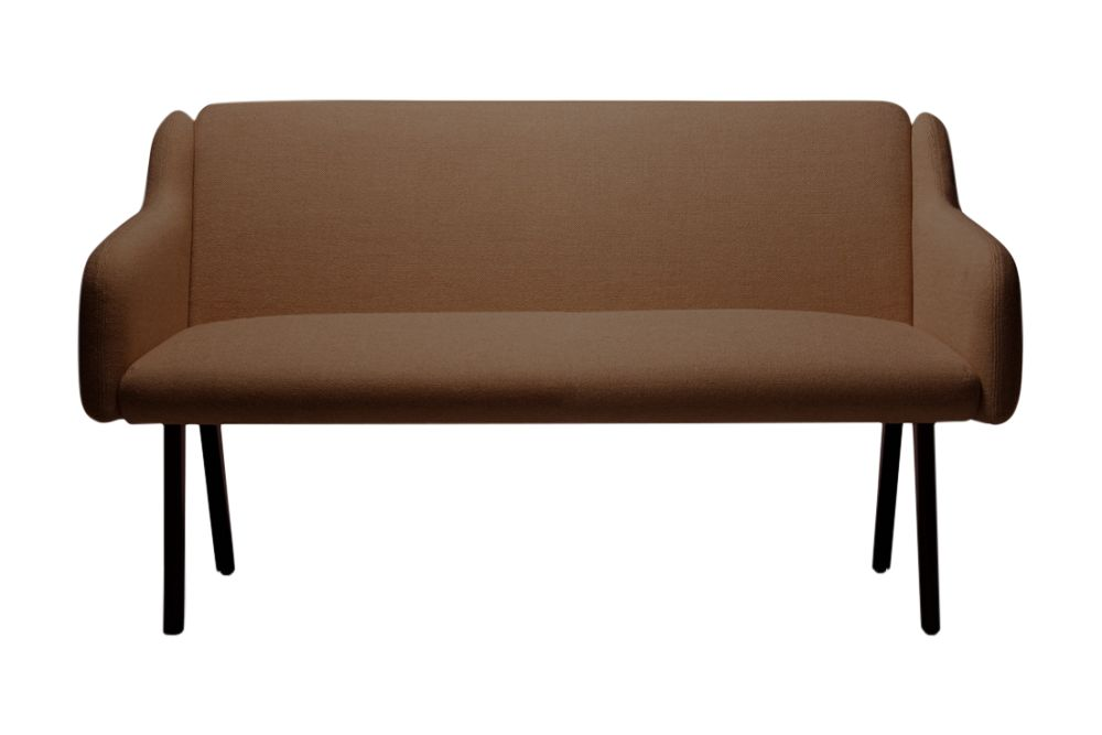 Anyway 2 Seater Sofa, Low Back by Massproductions