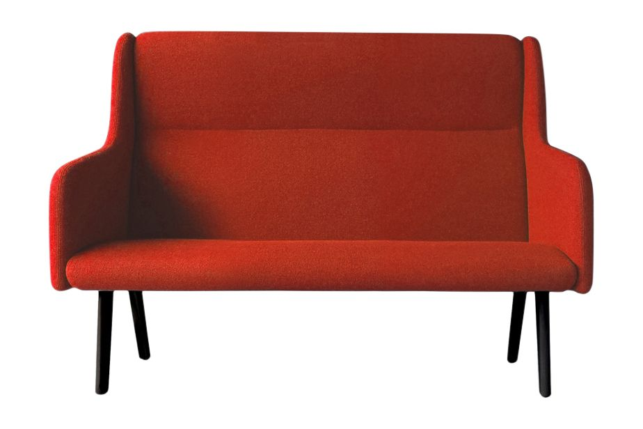 Anyway 2 Seater Sofa, High Back by Massproductions