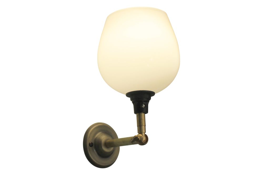 Bell Wall Lamp - Hardwire by One Foot Taller