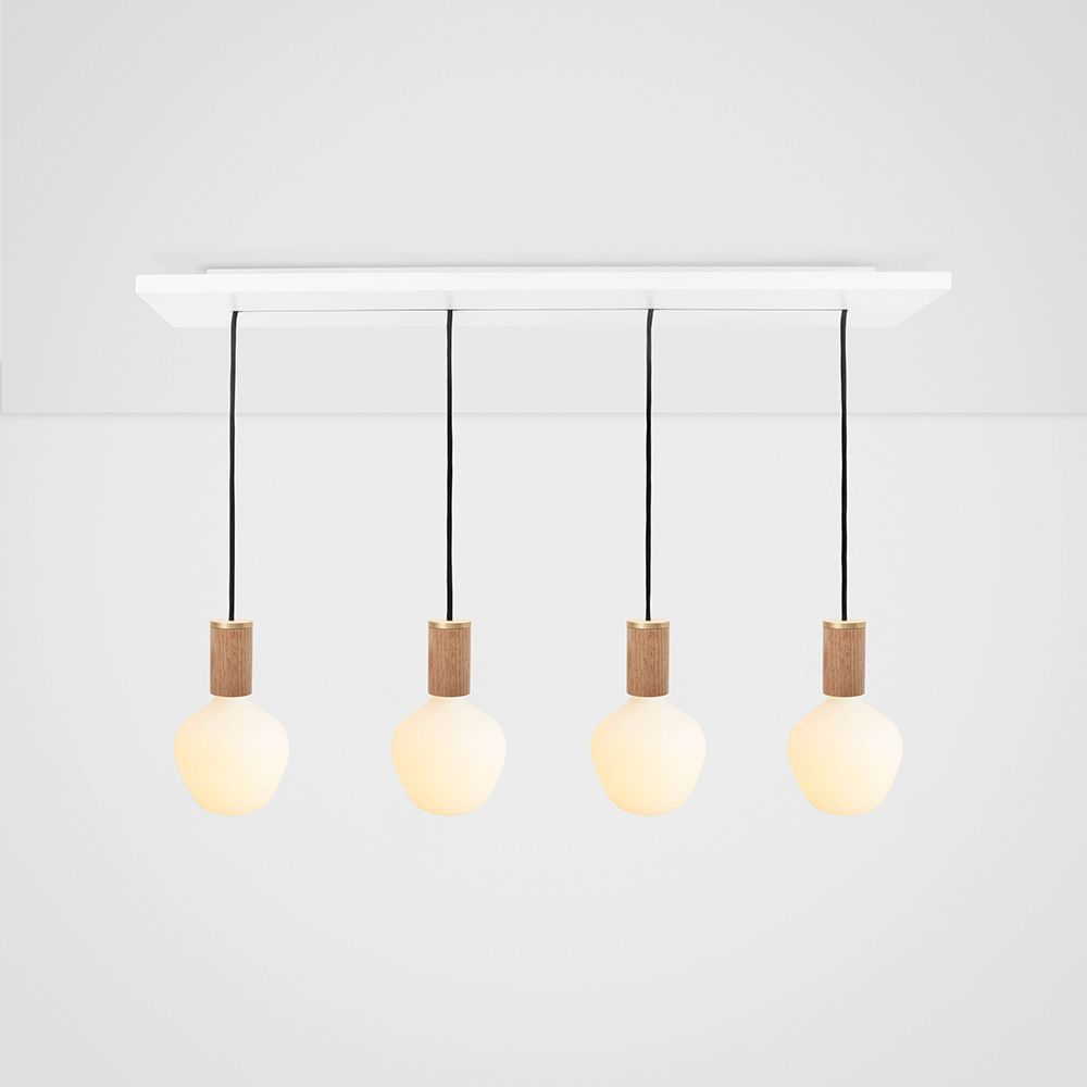 Enno Oak Ceiling Light  by Tala