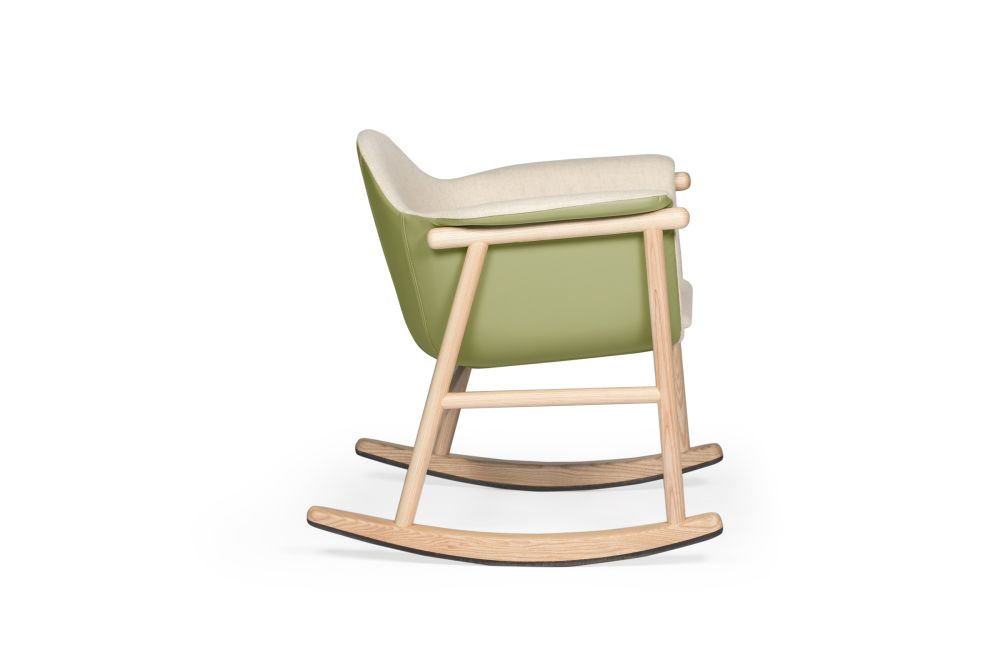 Gago chair sleepy green by Dam
