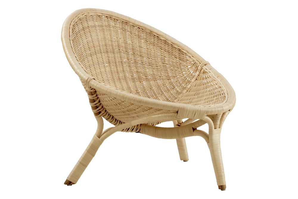 Rana Lounge Chair by Sika Design