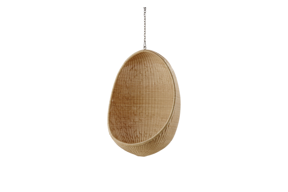 Hanging Egg Indoor Chair by Sika Design