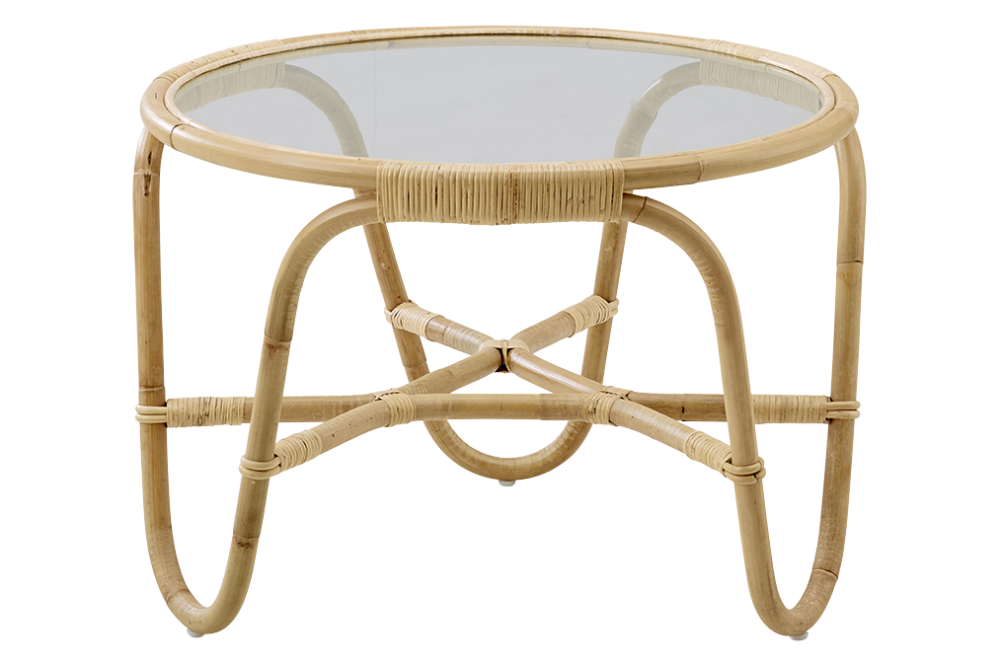 Charlottenborg Table with Glass by Sika Design