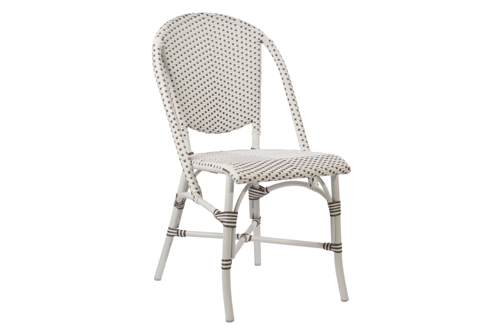 Sofie Alu Side Chair Set of 2 by Sika Design