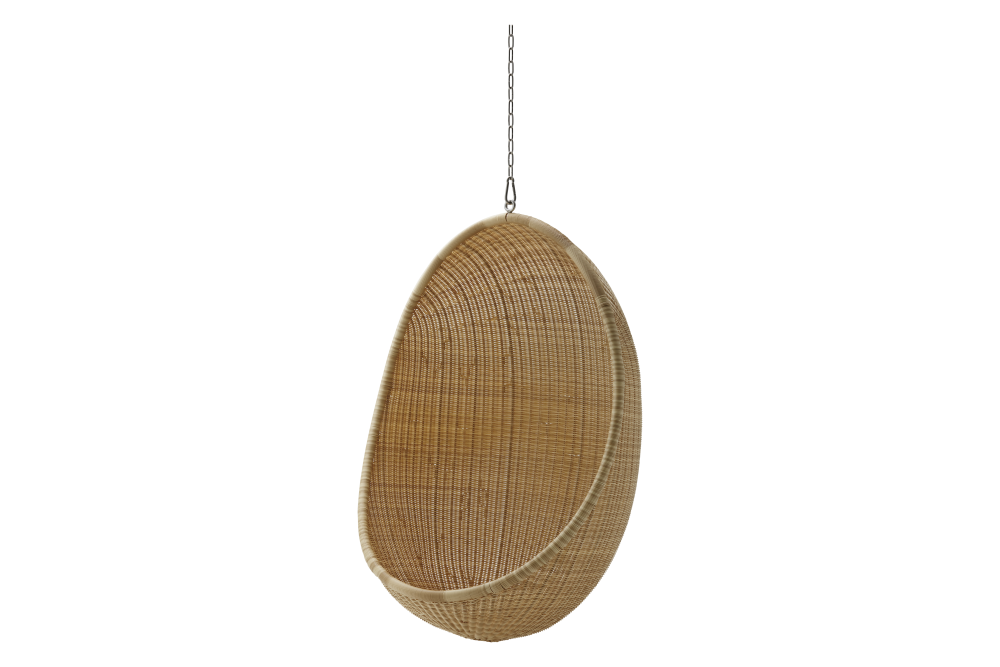 Hanging Egg Outdoor Chair by Sika Design