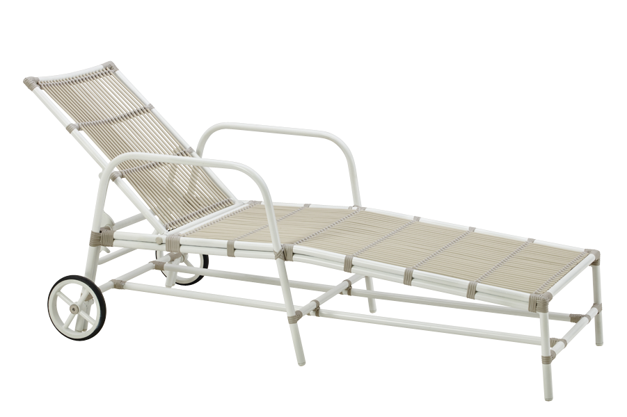 Josephine Sunbed by Sika Design