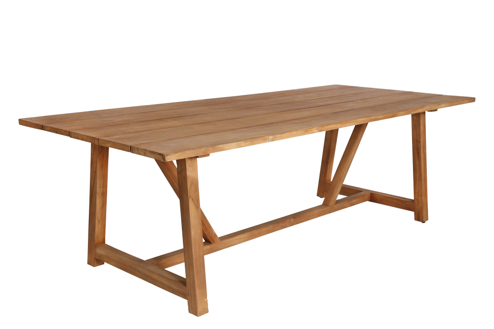 George Teak Table by Sika Design