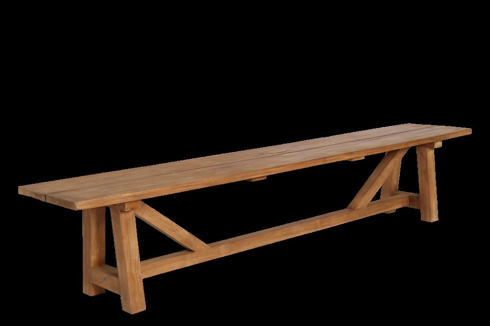 George Teak Bench by Sika Design