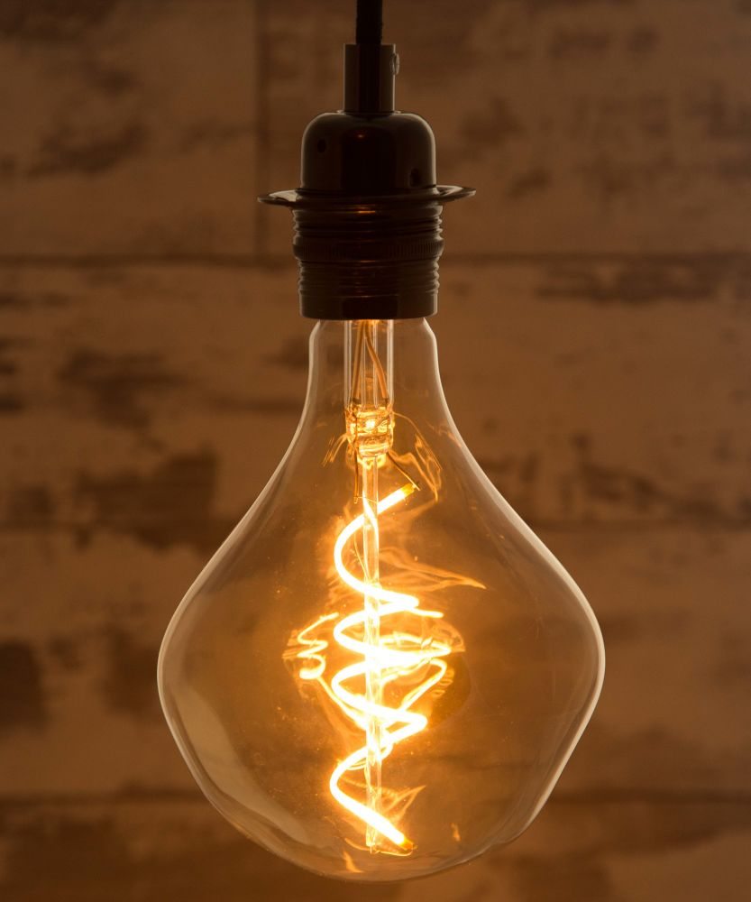Sculpture LED Bulb by William and Watson