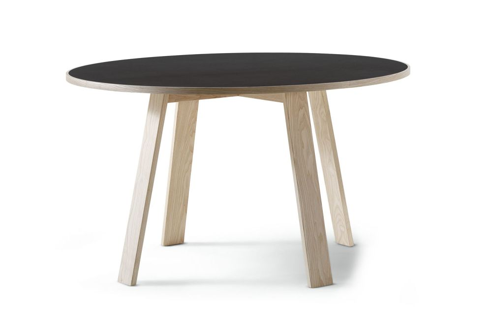 Bac Rounded Top Table by Cappellini