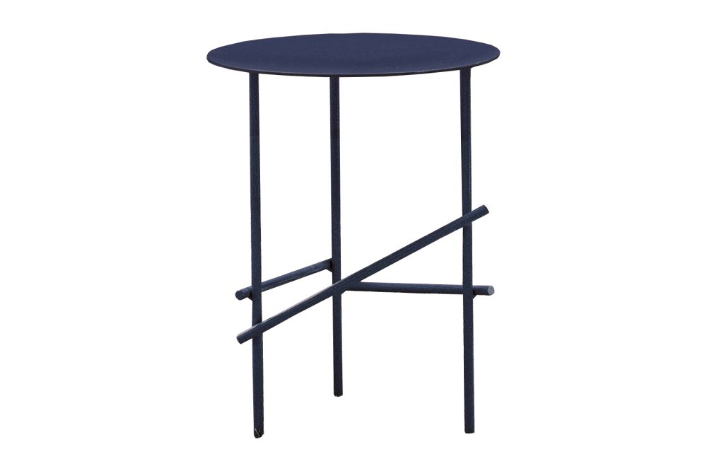 Shanghai Tip Round Side Table by Moroso
