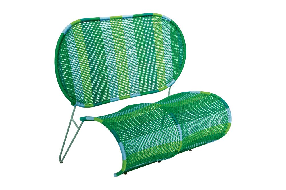 Weavers Bench by Moroso