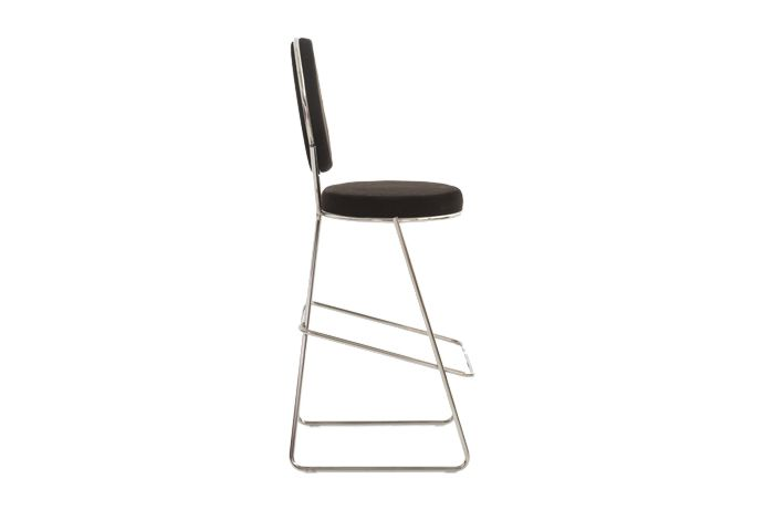 Double Zero High Back Bar Stool by Moroso