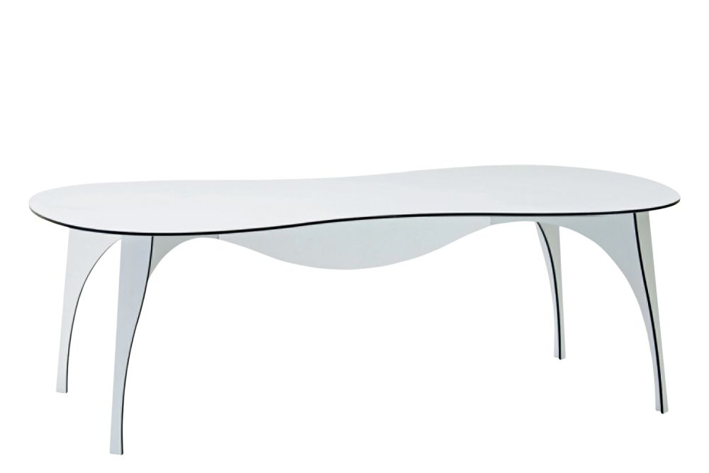 No-waste Dining Table by Moroso