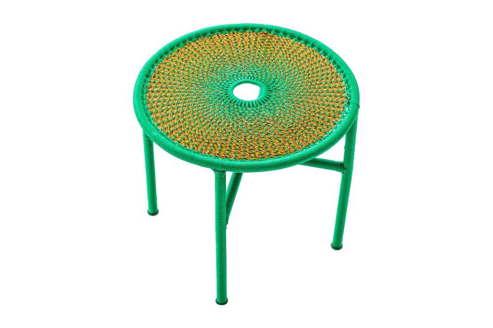 Banjooli Side Table by Moroso