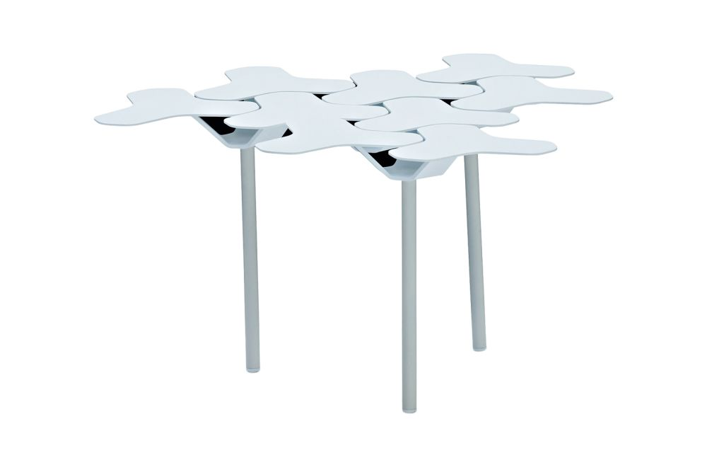 Nanook Coffee Table by Moroso