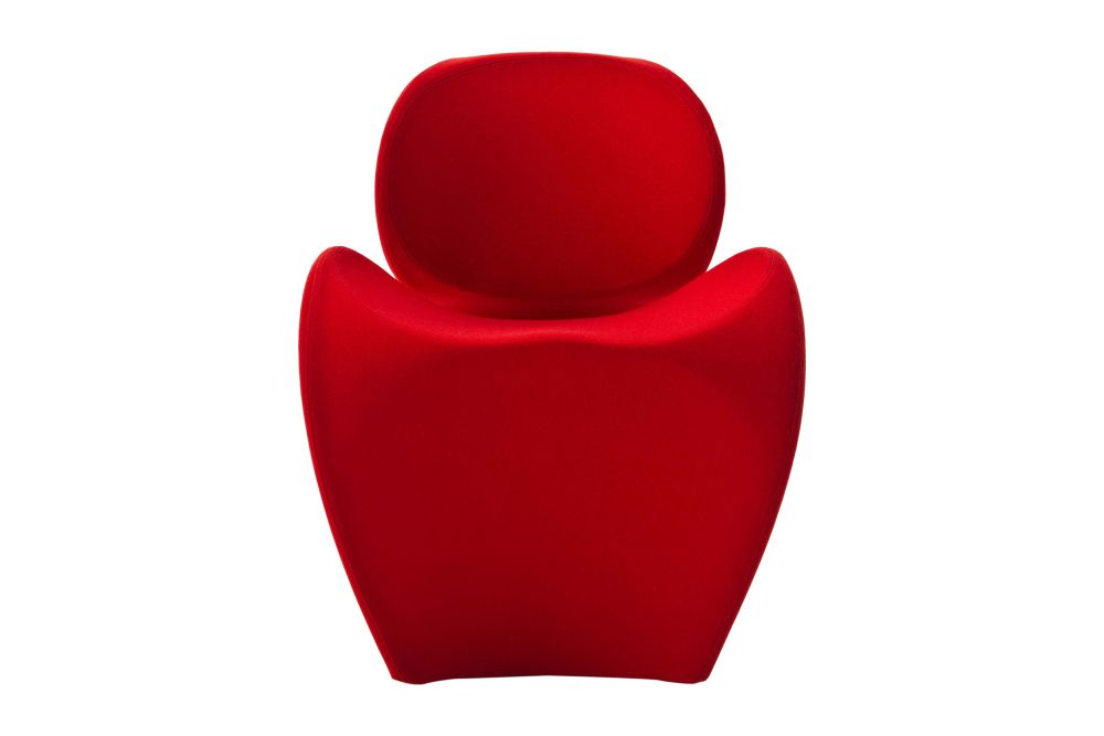 Spring Soft Heavy Armchair by Moroso