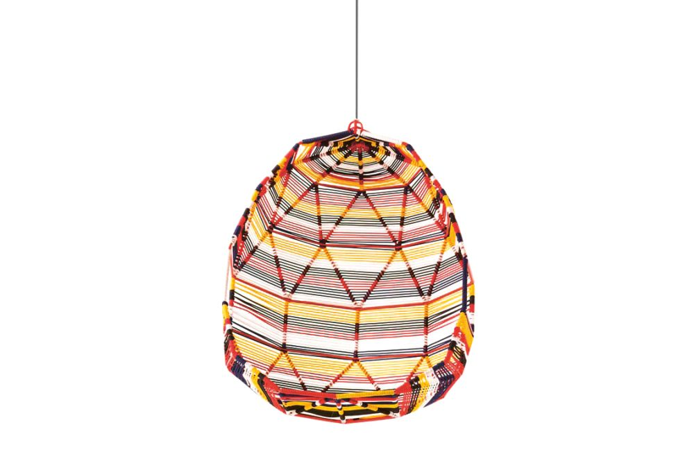 Tropicalia Cocoon with 5 Cushions by Moroso