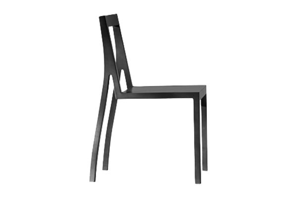 Heel Dining Chair - Set of 2 by Moroso