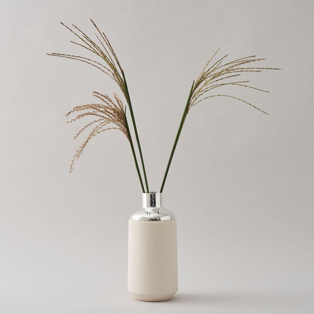 White Drinking Container by Hend Krichen