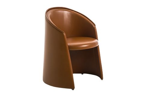Husk Indoor Armchair by Moroso