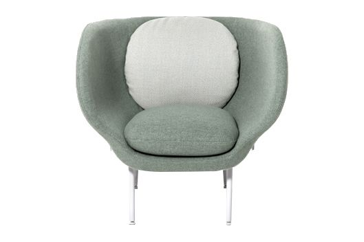 Armada Lowback Armchair by Moroso