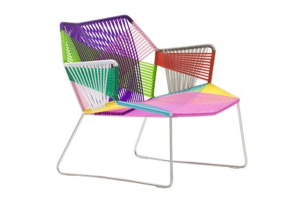 Tropicalia Armchairs with Arms by Moroso