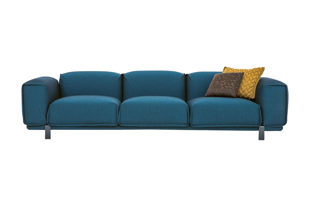 Bold 3 Seater Sofa by Moroso