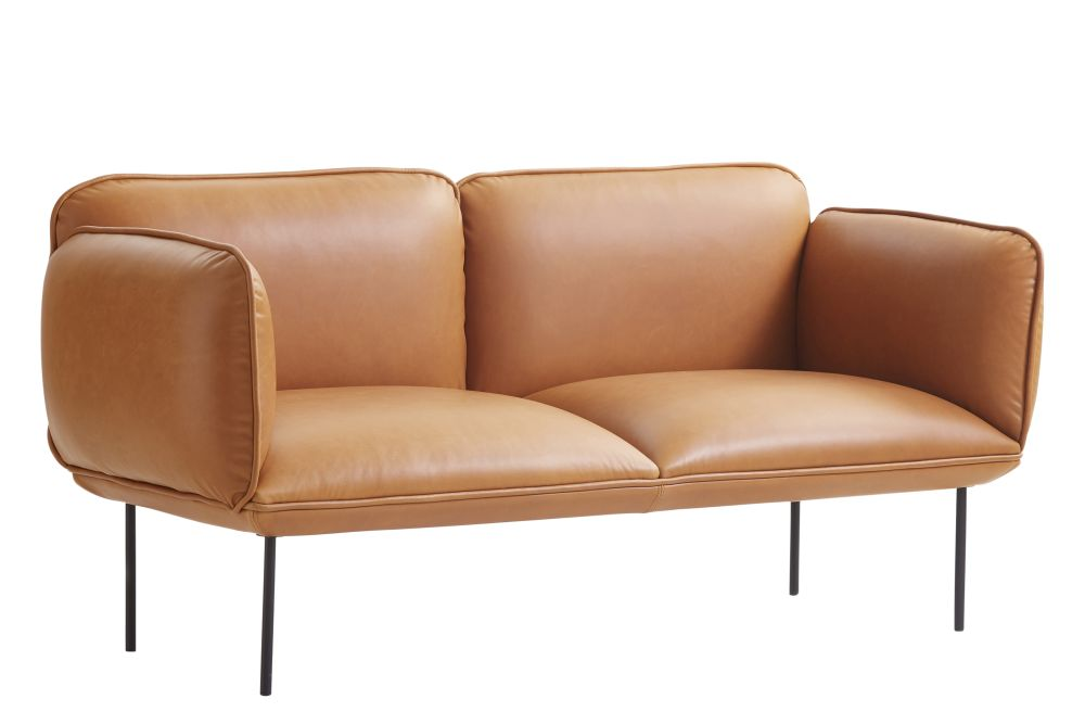 Nakki 2-Seater Sofa by WOUD