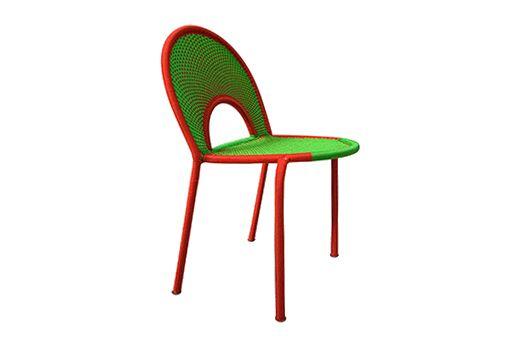 Banjooli Chair by Moroso