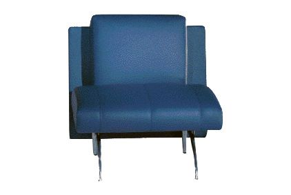 Waiting 1-Seater Element by Moroso