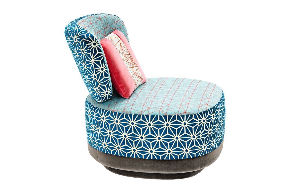 Juju Small Armchair Sushi Collection by Moroso