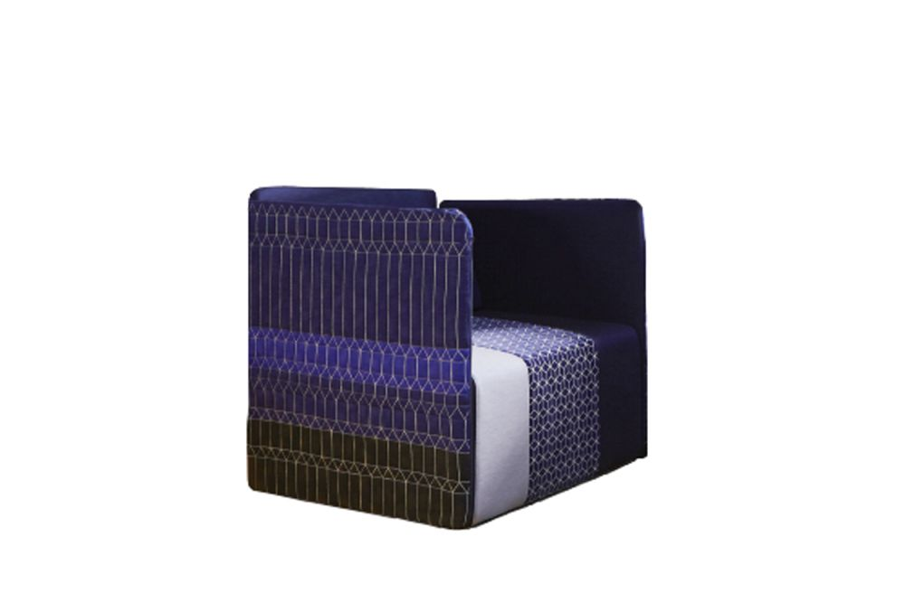 Block Armchair Sushi Edition by Moroso