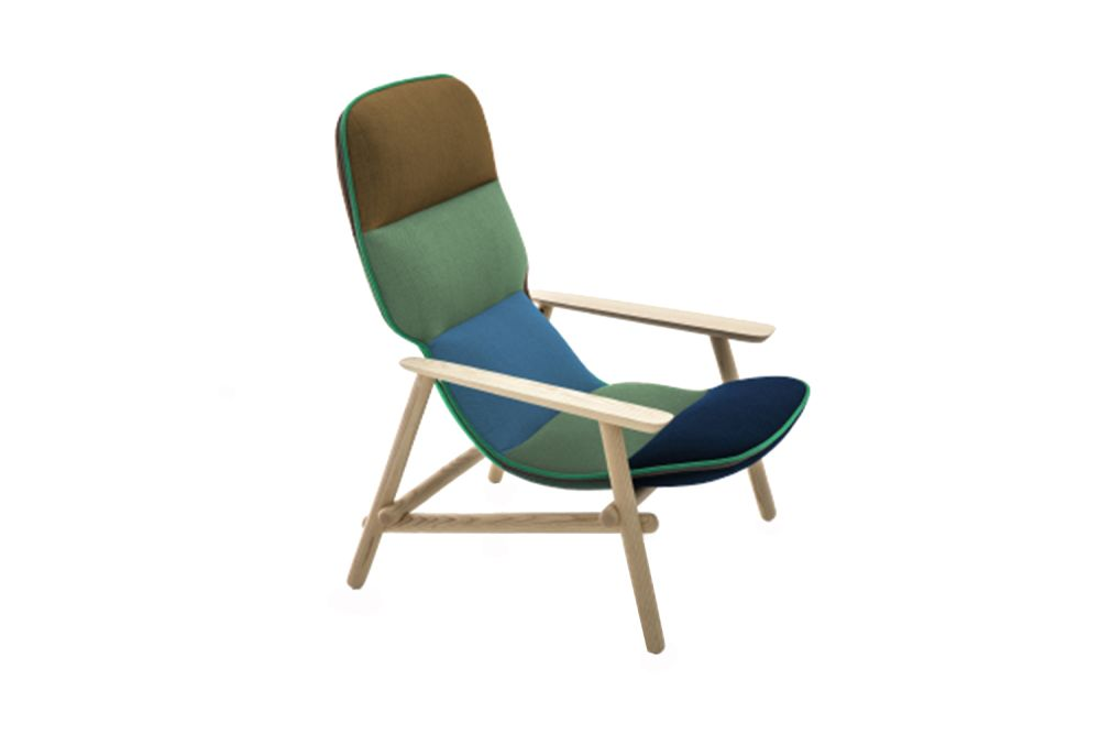 Lilo Armchair by Moroso
