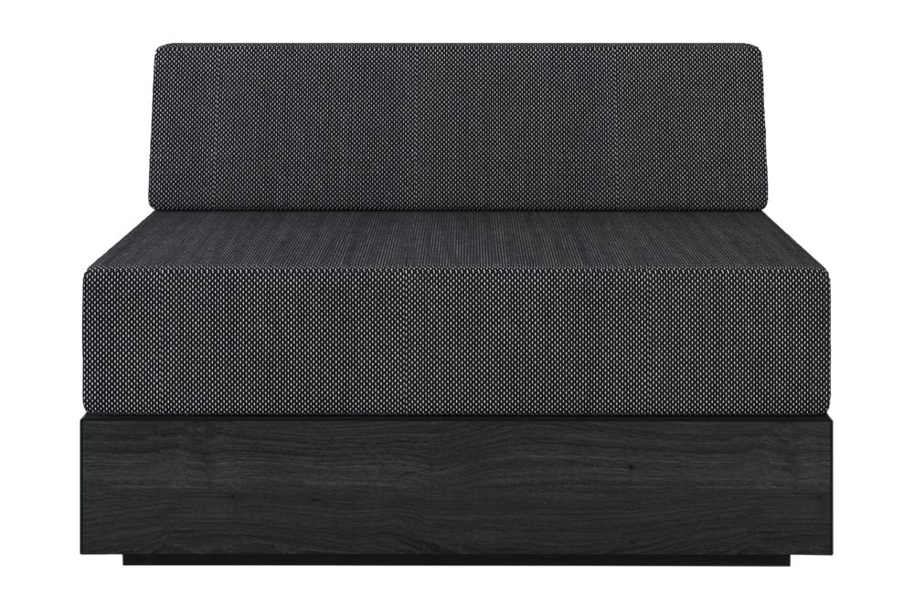 Mass Wide Middle Sofa by New Works