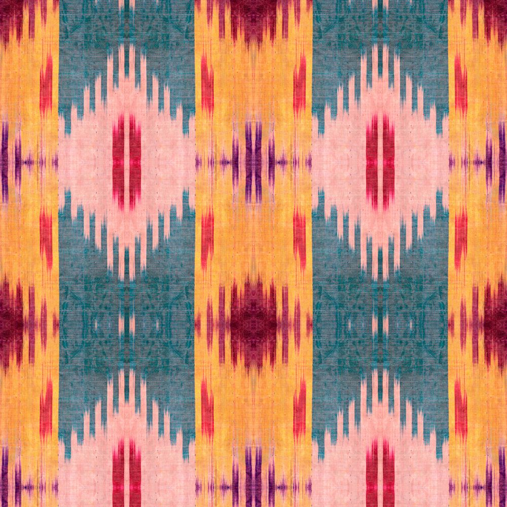 Patola Wallpaper by Mind The Gap
