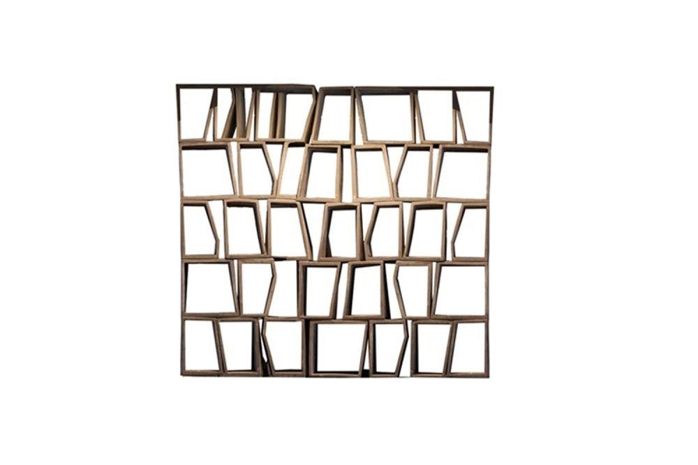Terreria Bookshelf by Moroso