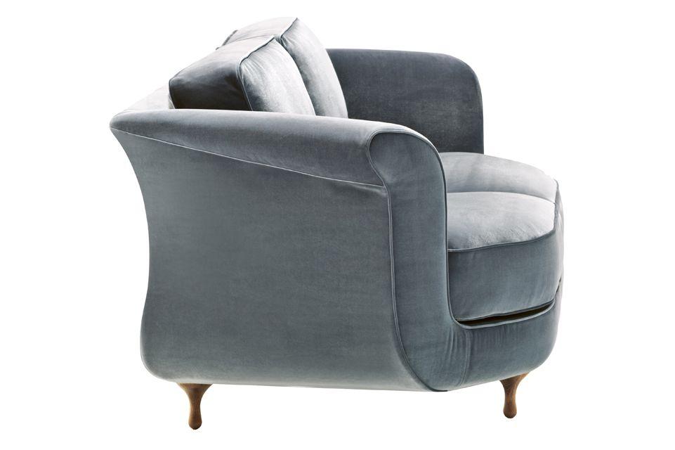 Big Mama 2 Seater Sofa by Moroso