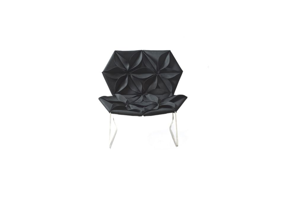 Antibodi Armchair with Flowers by Moroso