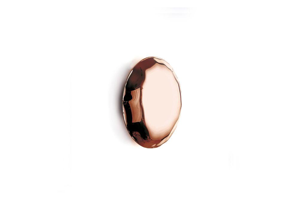 Pin Copper Wall Hanger by Zieta