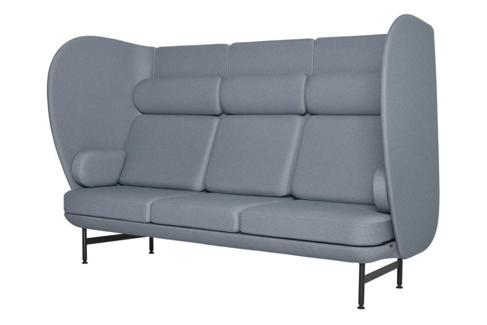 Plenum Three Seater Sofa by Republic of Fritz Hansen