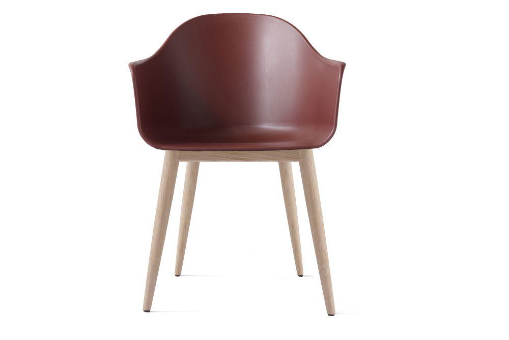 Harbour Chair - Wood Base by Menu