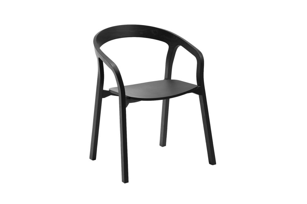 She Said Stackable Chair by Mattiazzi