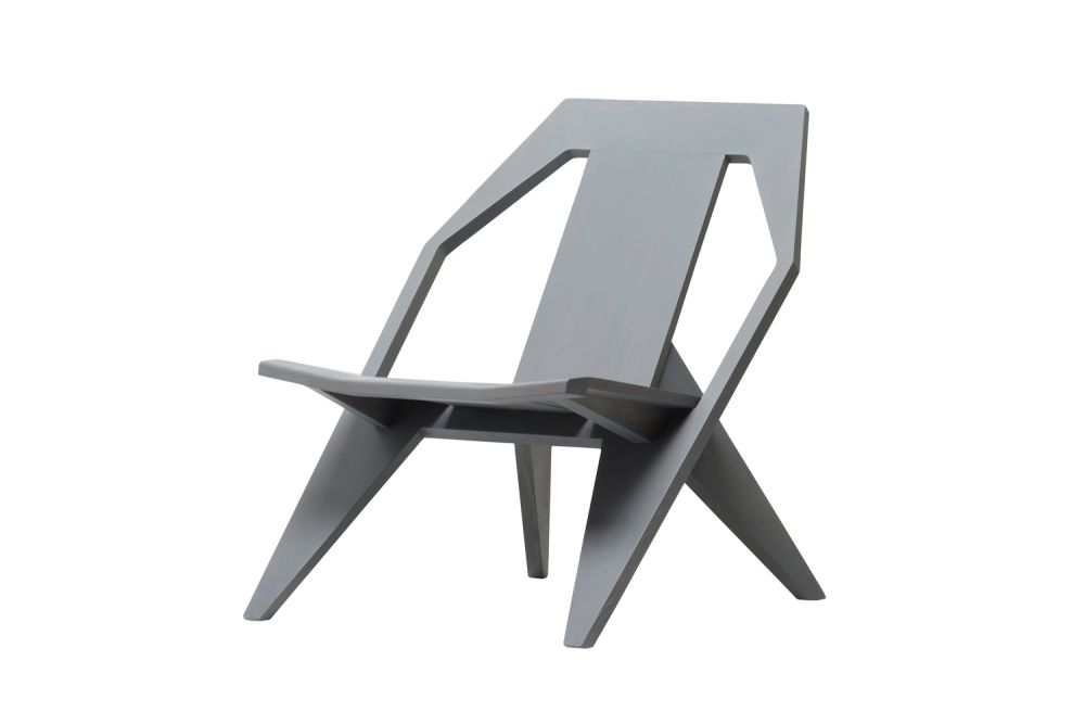 Medici Lounge Chair by Mattiazzi