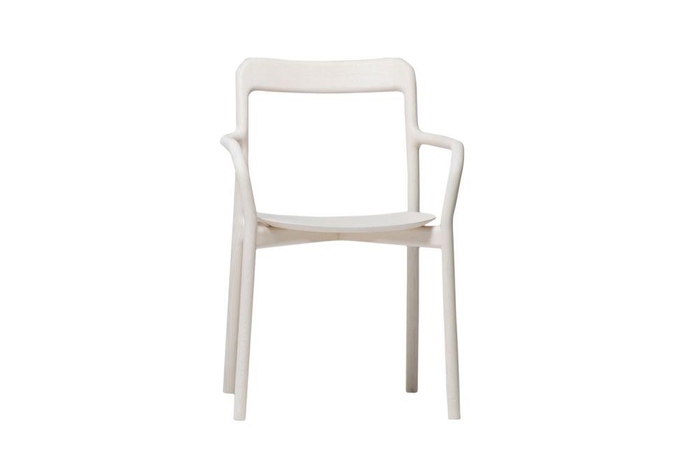 Branca Stackable Armchair by Mattiazzi