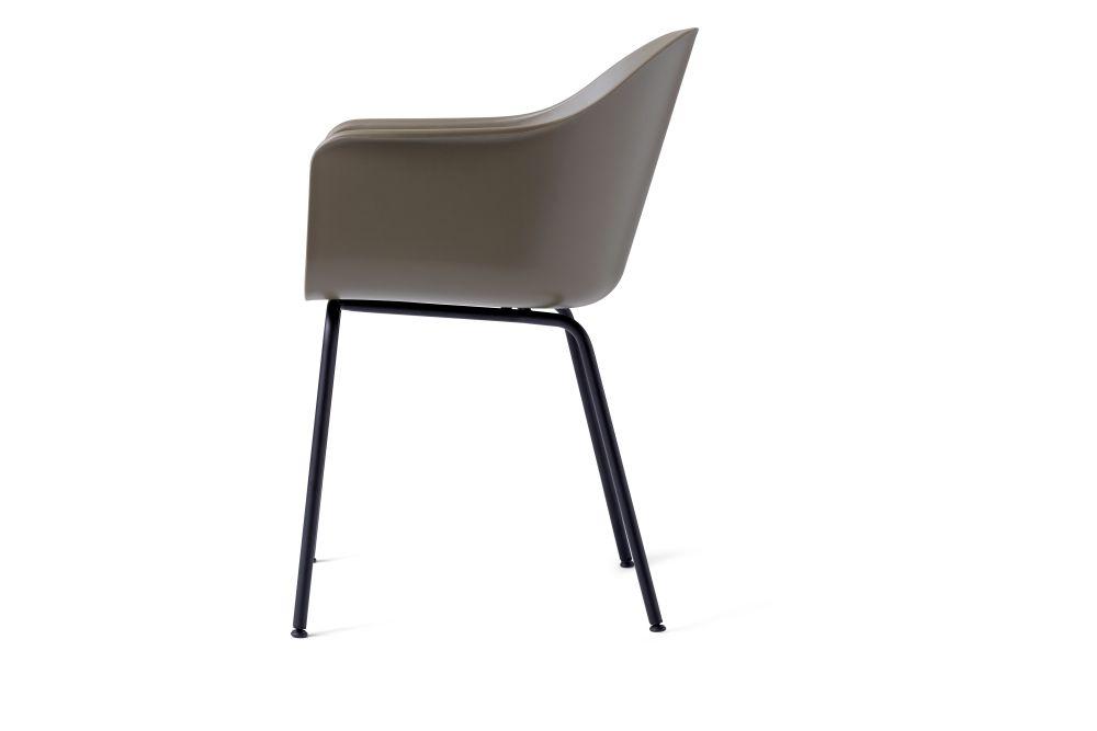 Harbour Chair - Steel Base by Menu
